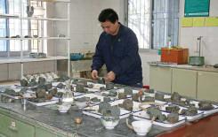 地质勘察钻孔芯样土工试验