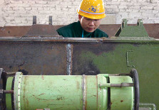 金属结构焊缝射线探伤