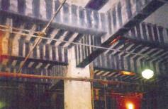 钢筋砼构件加固补强