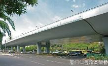 厦门仙岳路高架桥
