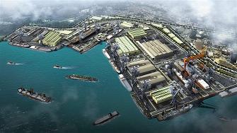埃及亚历山大船厂升级改造工程