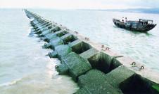 汕头港导流拦砂堤