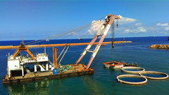 阿尔及利亚奥兰港集装箱码头